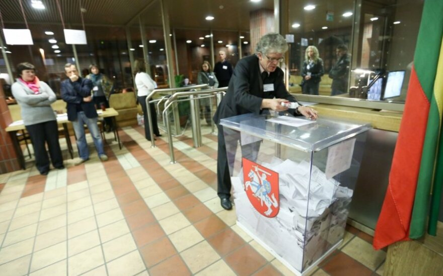 23 parties to contend in Lithuania's 2015 municipal elections