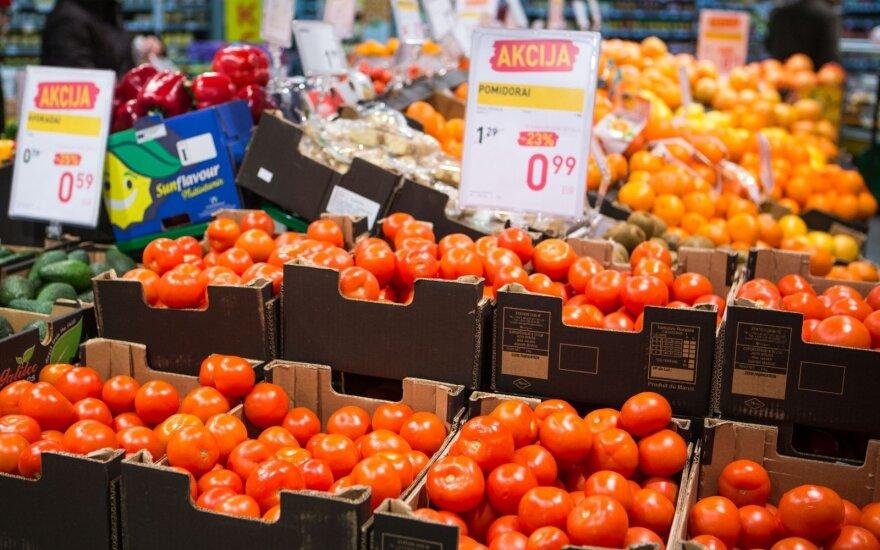 Prekybos centrai atstumia lietuvių ūkininkus