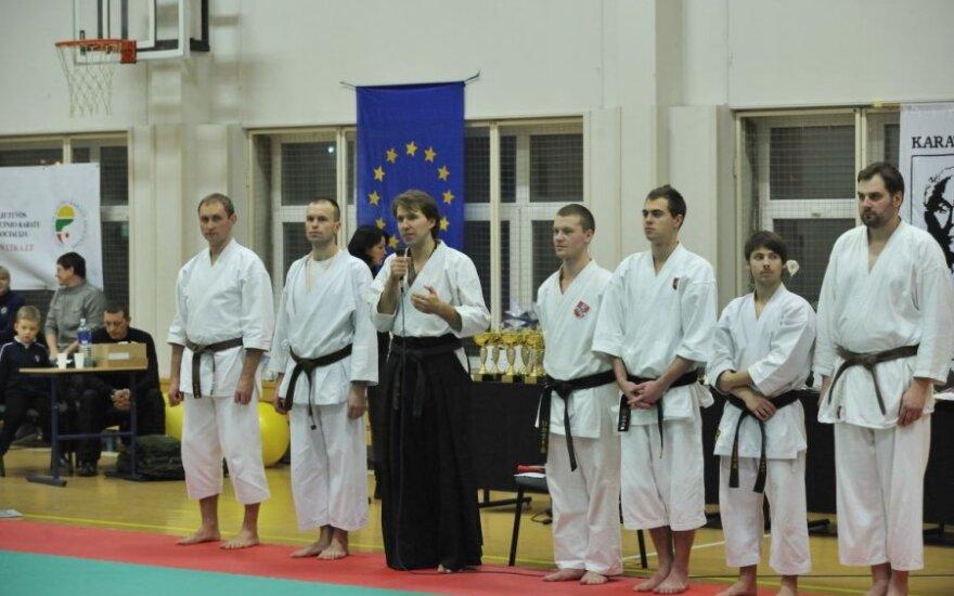 """Tarptautinis tradicinio karatė turnyras """"Kalėdų taurė 2011"""""""
