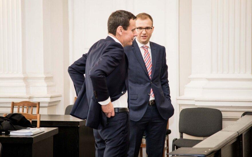 Raimondas Kurlianskis, Vytautas Gapšys