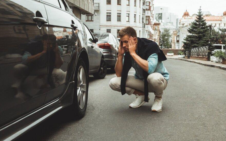 Automobilio pirkimas