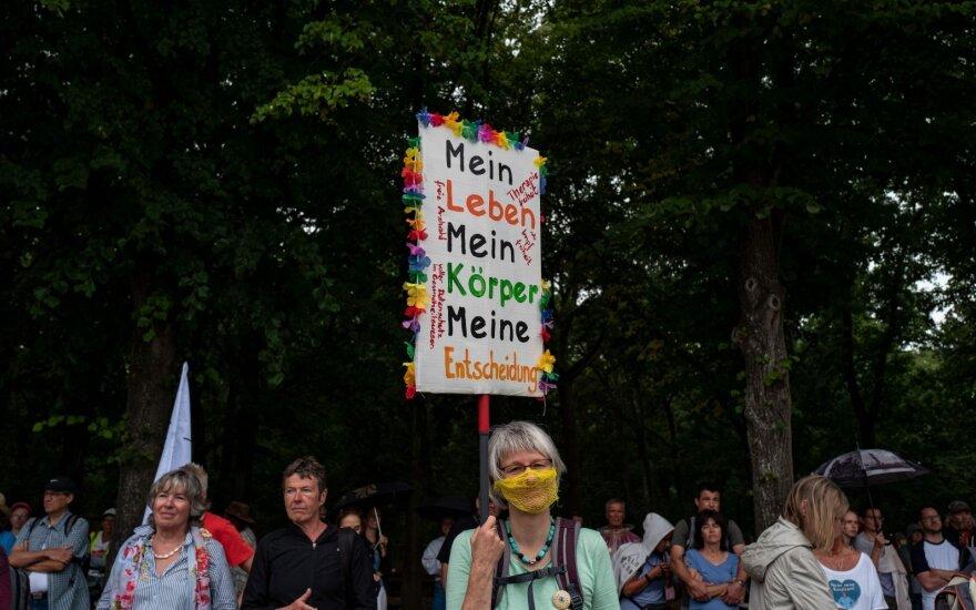 Protestas Vokietijoje