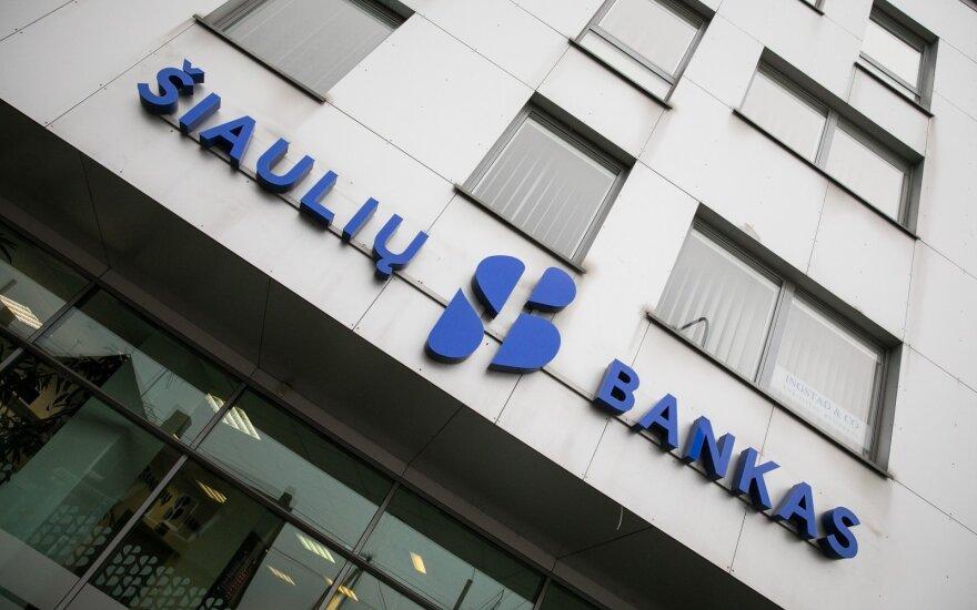 Analitikai apie pokyčius Šiaulių banke: labiausiai tikėtinas arba pardavimas, arba susijungimas su kitu banku
