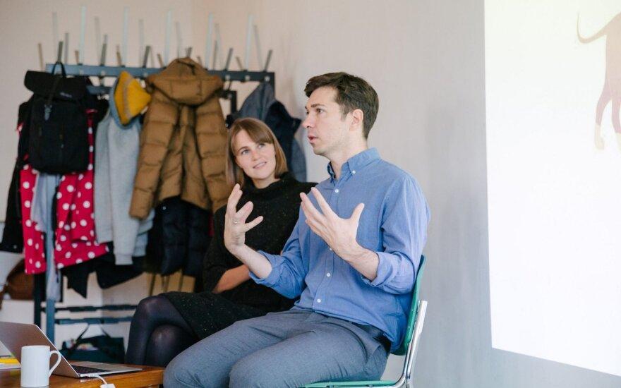 Vokietijos lietuvių jaunimas Hamburge diskutavo, kaip prisistatyti įtaigiai ir autentiškai