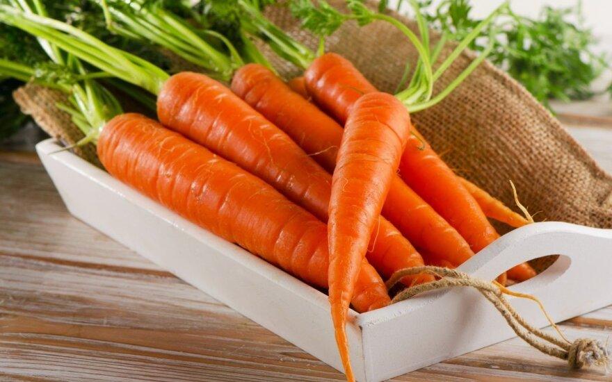 Kuo naudingos morkos ir kiek jų suvartoti