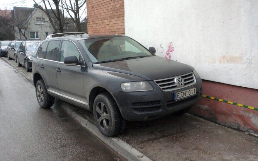Kaune, Lukšos-Daumanto g. 2012-01-04