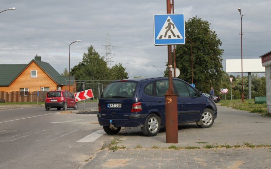 Šiauliuose, Vilniaus g. 2012-08-08