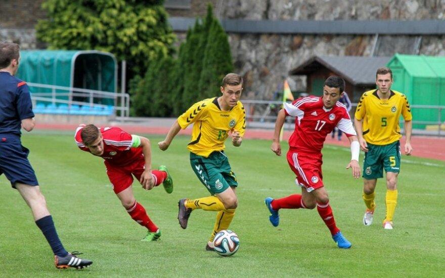 Andorai pralaimėję lietuviai: tėškėmės į purvą