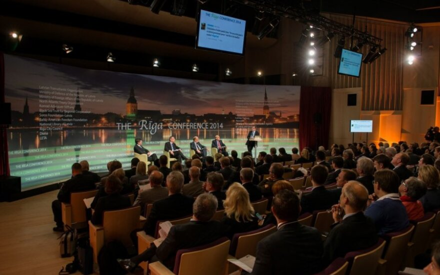 The Riga Conference 2014. Courtesy of Valdis Kaulins