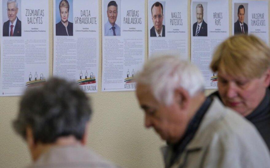 Rinkimai atskleidė problemą, išskiriančią Lietuvą iš kitų ES šalių