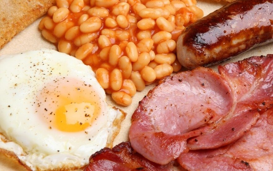 Metas suklusti nejaučiantiems alkio: darote vieną didžiausių mitybos klaidų