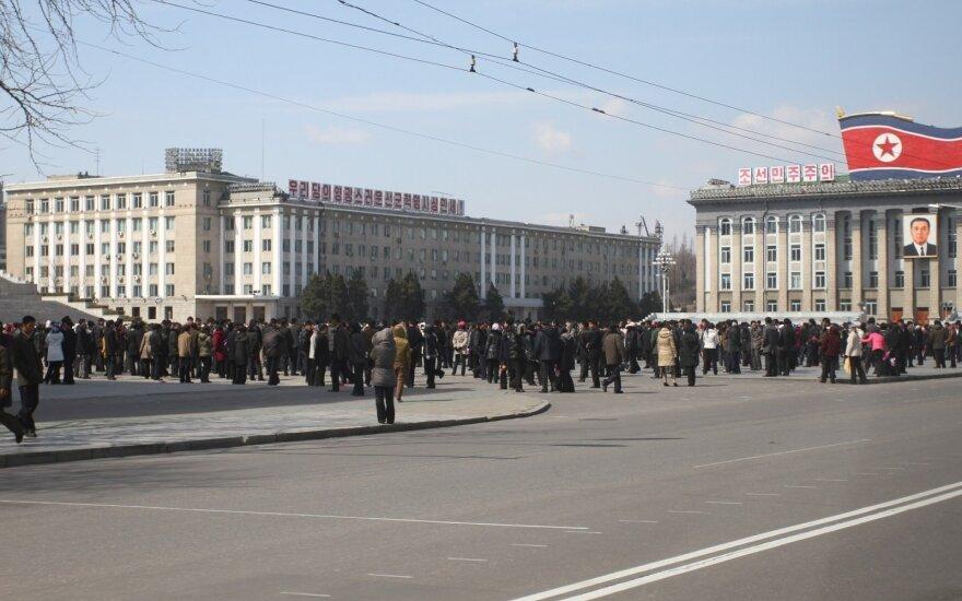 Šiaurės Korėja, Pchenjanas