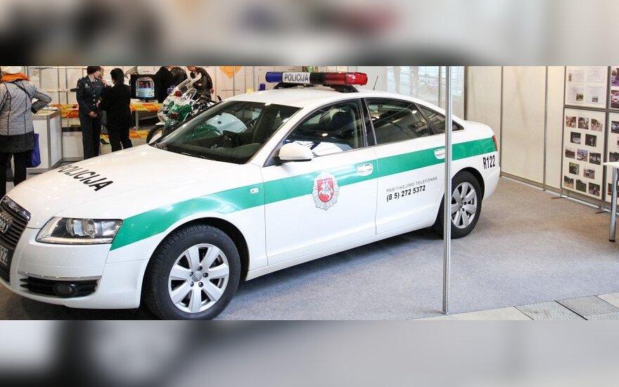 Lietuvos kelių policija mini 80 metų jubiliejų