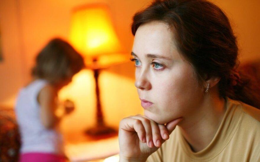 Psichologai: netinkamą vaikų elgesį geriausia ignoruoti