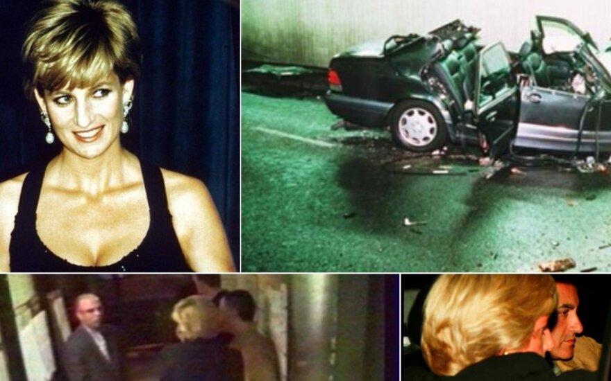 Princesė Diana ir jos mirties aplinkybės