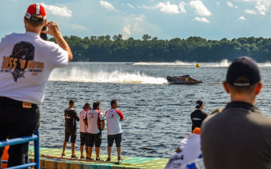 Vandens formulių čempionatas