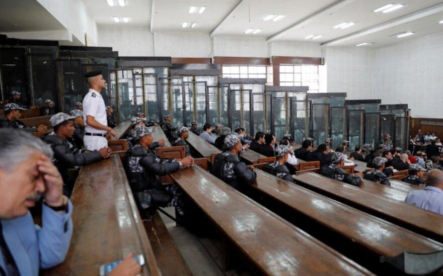 Teismo procesas Kaire