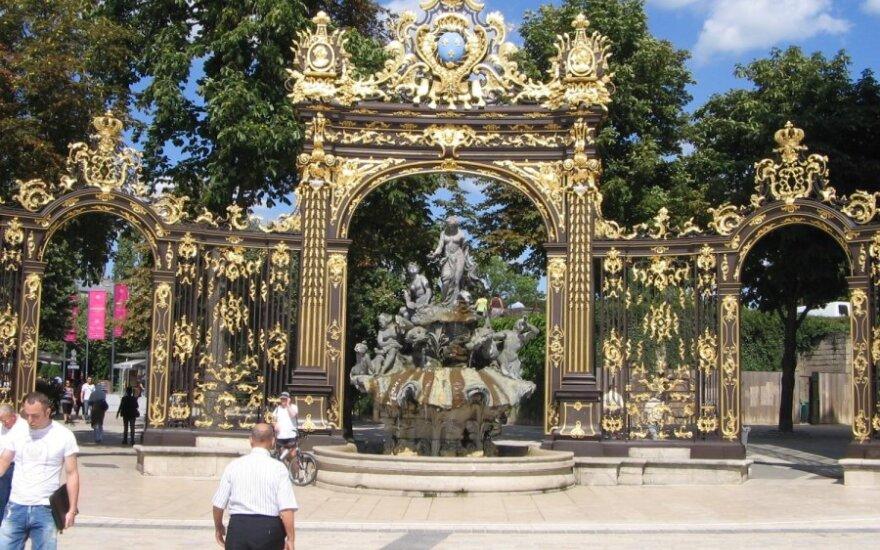 Prancūzija – daugiau nei Paryžius: fenomenalaus grožio Nansi miestas