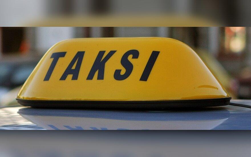 A.Zuokas: taksi konkursas nukeltas dėl bankų pastebėjimų