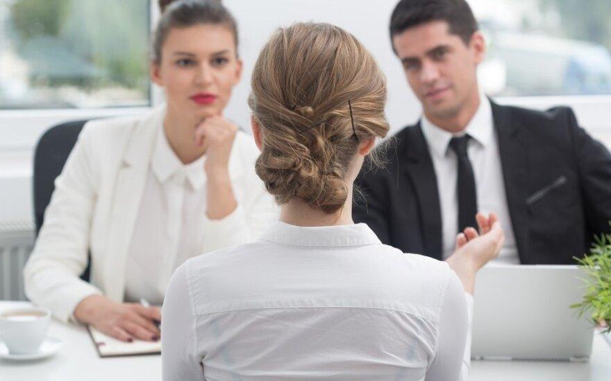 Darbo pokalbis: kokio atlyginimo prašyti?
