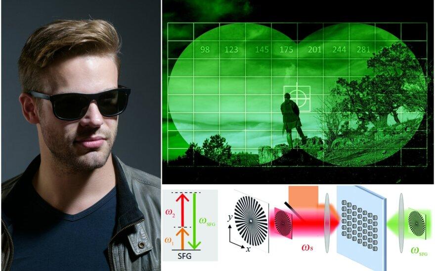 Naktinio matymo prietaisu galės tapti kone visi akiniai