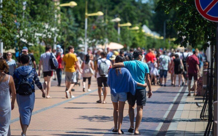Pasibaigus savaitgaliui sužibs vasariška viltis: atostogaujantiems – geros žinios dėl oro