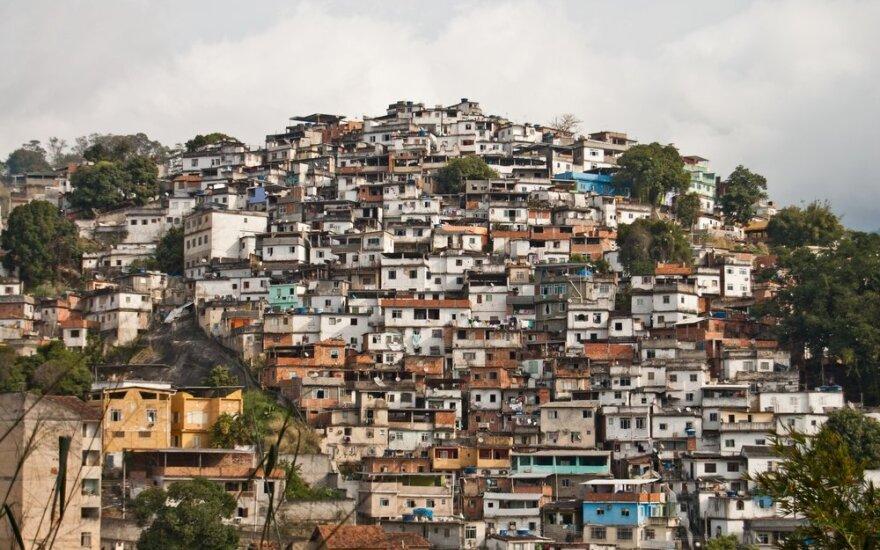 Pietryčių Brazilijoje per audras žuvo 30 žmonių