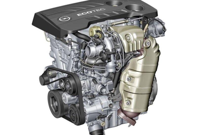 Opel variklis