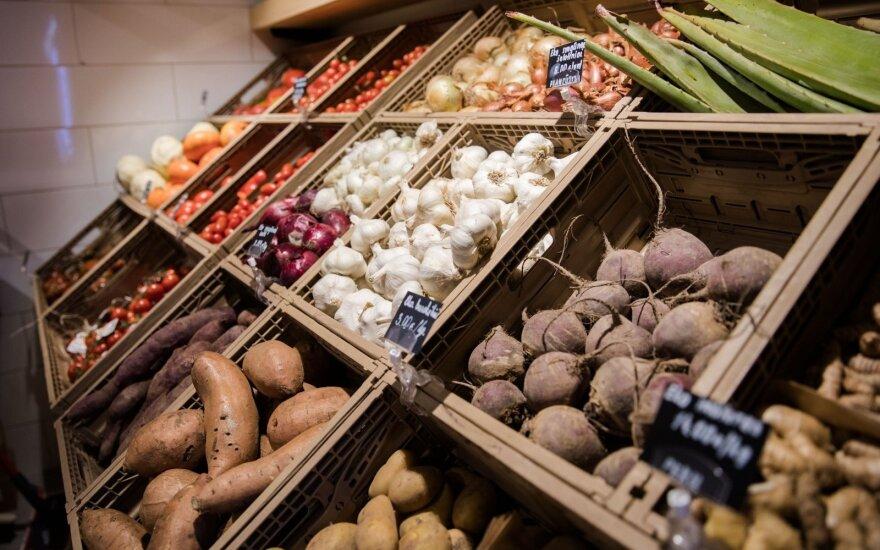 Ministerija: dėl PVM daržovėms sumažinimo padidėtų mokesčio mokėtojų