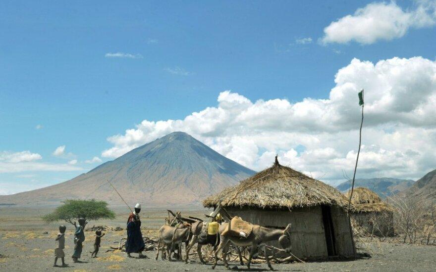 Tanzaniją sukrėtė žemės drebėjimas