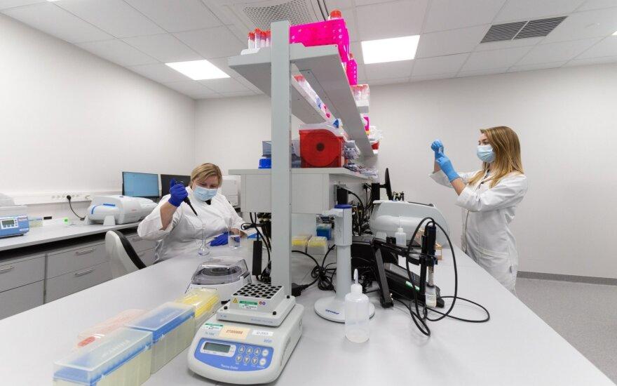 """""""Thermo Fisher Scientific"""" atidarė naują gamybos pastatą Lietuvoje"""