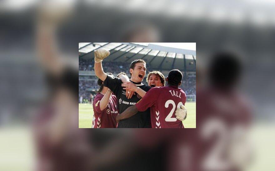 "Edinburgo ""Hearts"" futbolininkai"