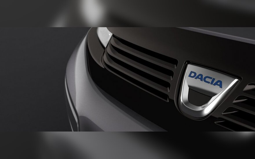 """Naujasis """"Dacia"""" vienatūris gali vadintis """"Popster"""""""