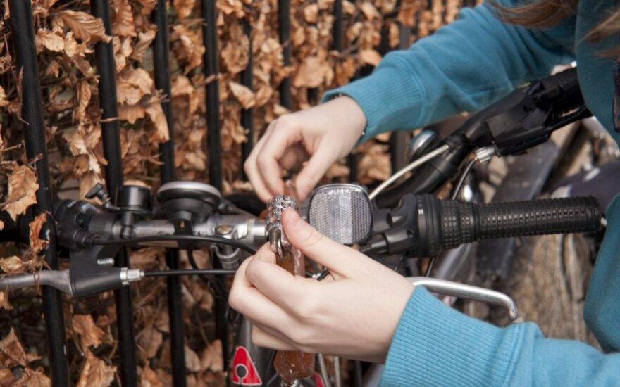 """""""Velomaratono"""" patarimai, kad vasaros džiaugsmų netemdytų dviračių vagys"""