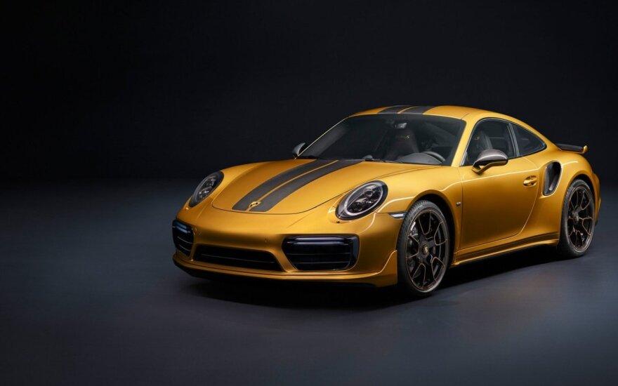 """Porsche 911 Turbo S Exclusive Series"""