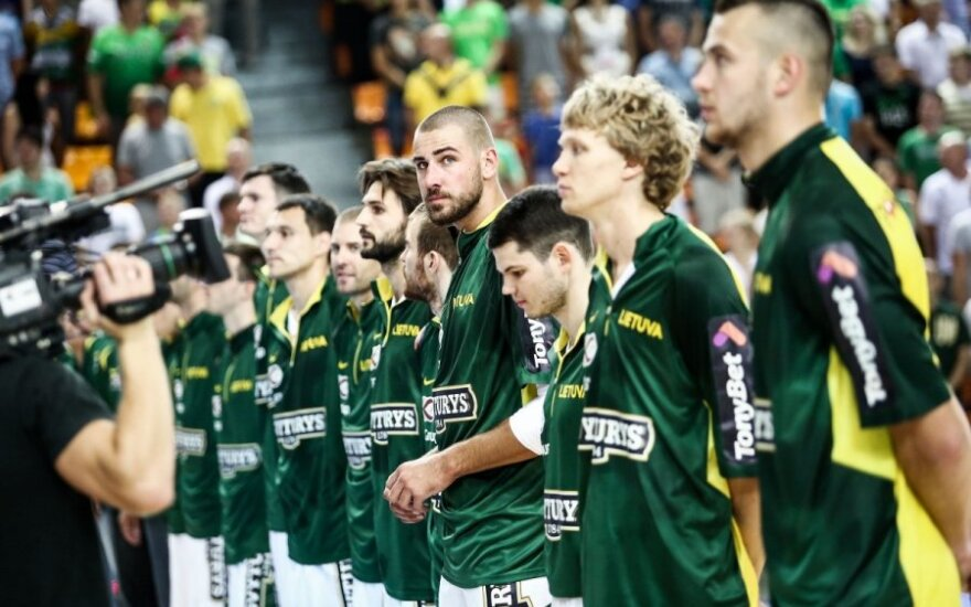 Lietuvos vyrų krepšinio rinktinė