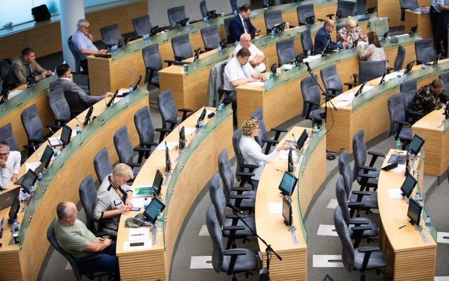 Seimas extended the list of memorable days