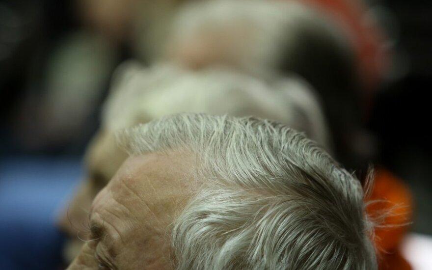 Su žmona užaugino 6 vaikus: negauna nei našlio, nei valstybinės pensijos