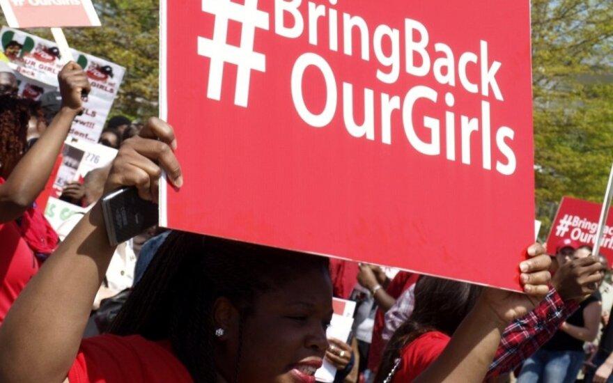 Dėl Nigerijoje pagrobtų mergaičių surengtas susitikimas saugumo klausimais