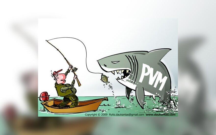 2011 m. Latvija didins PVM ir nekilnojamojo turto mokestį