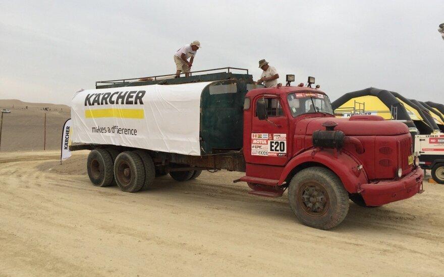 Ką Dakare reiškia saugumas?