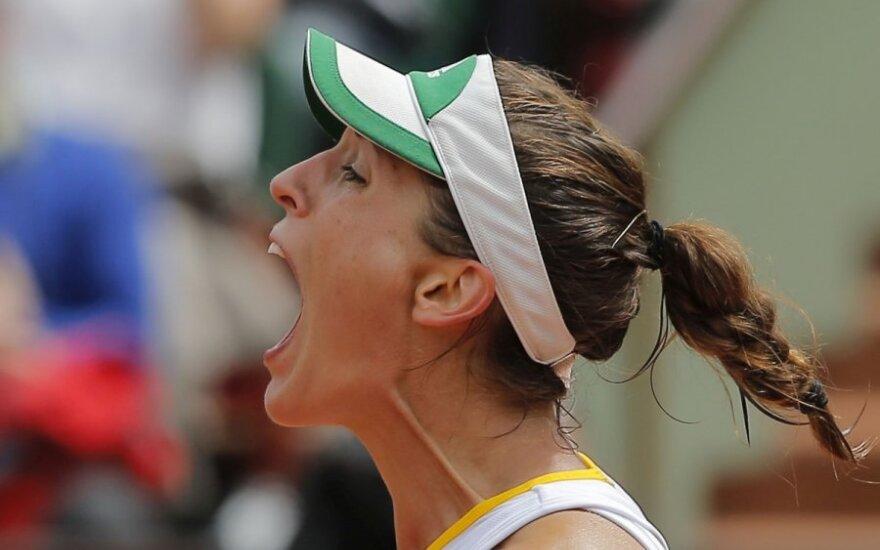 A. Petkovič žengė į WTA turnyro Austrijoje ketvirtfinalį