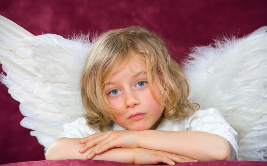 Pasaka apie Mažąjį Angelą