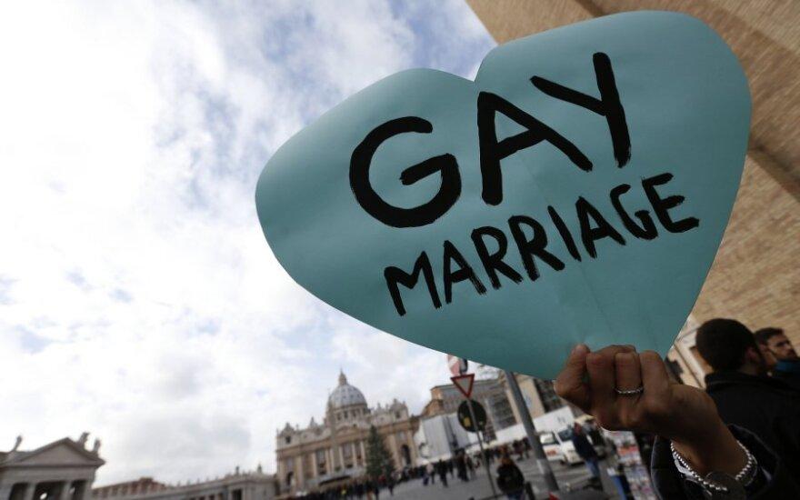 """Po diskusijos apie homoseksualus: mintys apie pasisakiusius """"prieš"""" tokias pat teises"""
