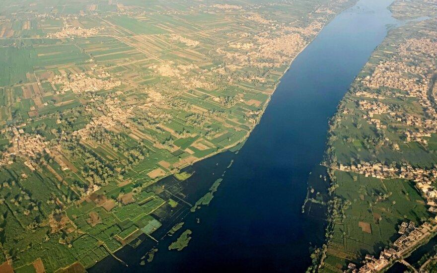 JAE ir Egiptas pranešė apie bendrą 20 mlrd. dolerių vertės investicijų planą