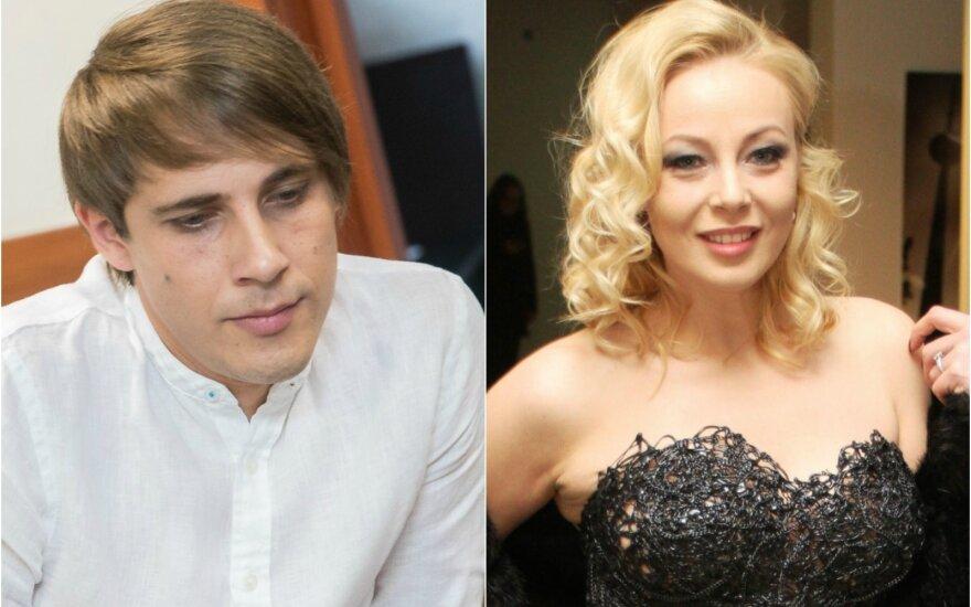 Nerijus Antanavičius ir Vilija Pilibaitytė (Mia)
