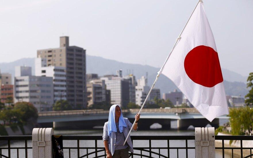 Japonijoje dingo kariuomenės lėktuvas su keturių žmonių įgula