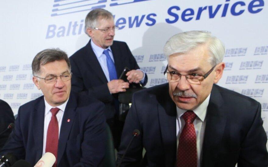Z. Balčyčiui trūko kantrybė