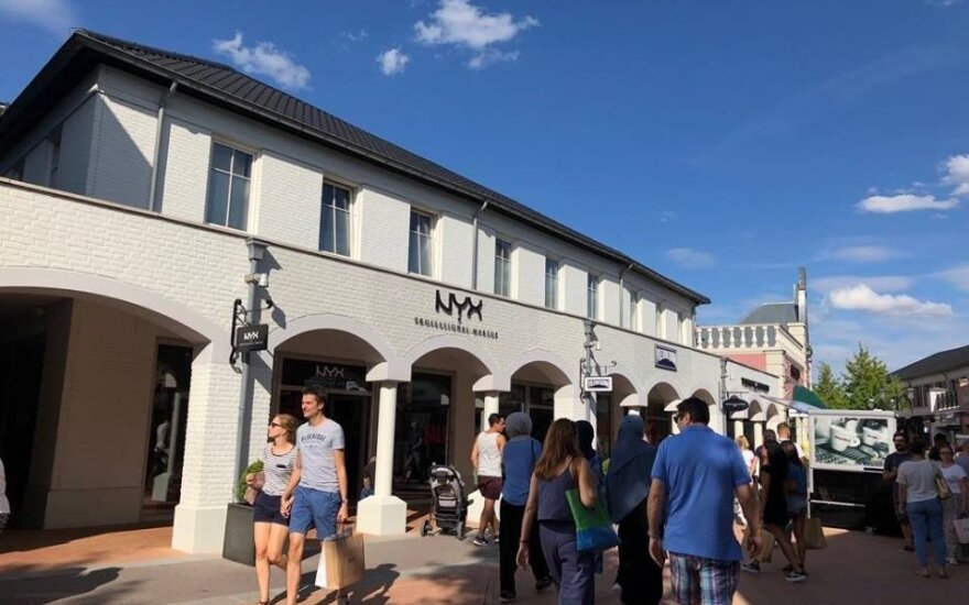 """Designer Outlet Roermond"""