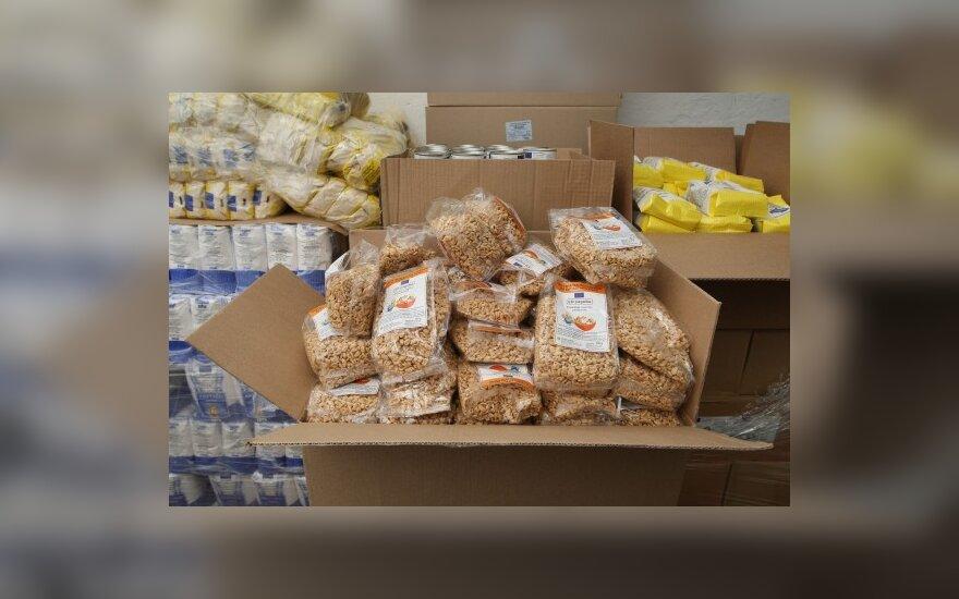 ES Lietuvai suteiks pagalbą maisto produktais už 7,78 mln. eurų